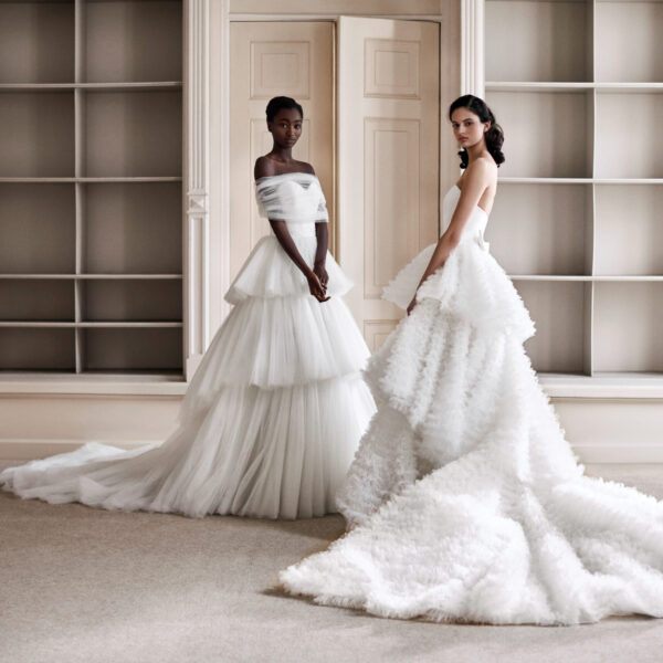 Statement Gowns at Viktor & Rolf Mariage SS21