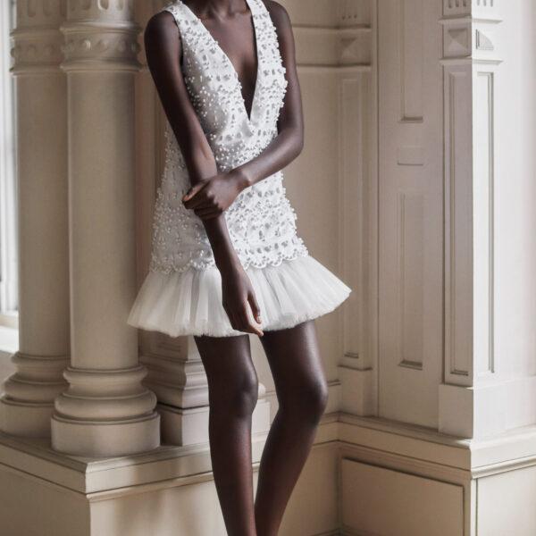 The Short Dress at Viktor & Rolf Mariage SS21