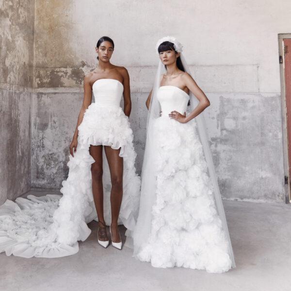 Florar gowns at Viktor & Rolf Mariage FW21